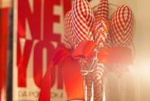 Idee per le tavole in festa! / Tante idee per decorare le tavole delle feste!