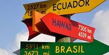PARA PERDERSE ☜☞ GREAT JOURNEY / Viajes Travels Please stay true to the board's theme Enjoy and invite your friends!!!
