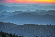 ^^Smoky Mountains^^ / Our favorite place in the world.  / by Jessica Rye