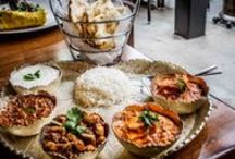 Taste: Exotic Flavors / Food from around the world