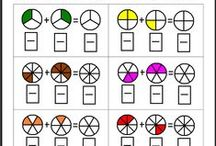 Matemáticas: Fracciones