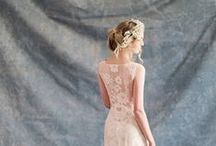 Claire Pettibone / Claire Pettibone gowns available at Bella Bridal Shoppe