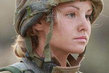 Military Girls / Girls, guns and something else