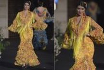 Trajes de flamenca / Trajes de flamenca exclusivos de la diseñadora andaluza Pilar Vera