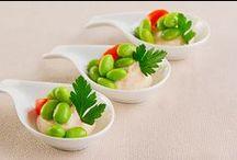Le ricette con la Soia Edamame Orogel / La #soia #edamame Orogel è un ingrediente versatile, che può diventare protagonista di tantissime ricette: primi piatti, antipasti, finger food, hummus e molto di più :)