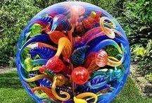 CRISTΛⅬ ✦ B0TΞLLΛS ✦ GLΛSS ✦ M0RΞ / glass and porcelain