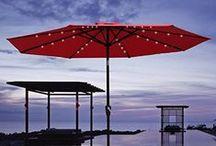 Patio and Beach Umbrellas / Patio and Beach Umbrellas