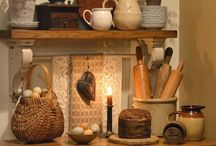 Heart of the house / Kitchens, decor, tables, Dinning