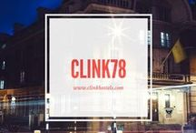 Clink78 / A historic courthouse in King's Cross is now home to this lively backpackers hostel.   London Calling! Clink78 is a lively backpackers  where punk band The Clash once stood trial. ClashBAR hosts live music and DJs in our basement, taking its name from the famous anarchists. Sleep in an authentic prison cell or chill out in the original courtrooms of this grand Victorian building. Clink78 is a real slice of British history brought up to date with fun and colourful interior design.