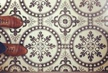 Marockanskt, bohemiskt och allmänt fina saker