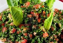 Food - Healthy Recipes / Plus Middle Eastern great recipes! / by Rose Naser