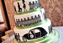 Wedding Cakes / Unique wedding cakes
