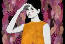 Art/illustrations / by MA Leb