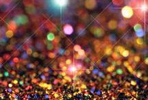 Glitter!!!  Medicin för själen