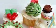 Chritsmas Cupcake