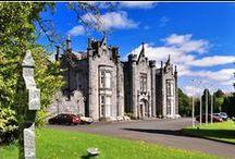 Belleek Castle  / Authentic & Unique Castle