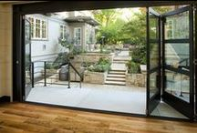 Floors walls windows and doors / . / by Caroline Macauley