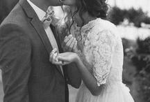 Wedding. / Happiest day of my life.  / by McKenna Wilson