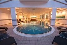 The Health Club & Spa @ The Grand Harbour Hotel / Our luxurious Spa in the heart of Southampton offers some much-needed pampering. Our professional therapists offer a large selection of treatments that will induce ultimate relaxation and comfort.