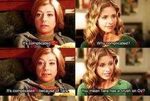 I love Buffy the Vampire Slayer