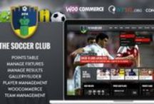 Sport WordPress Templates / by Juan323