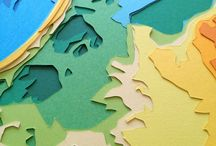 Paper Designs / Handmade paper designs