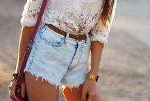 Desired clothing