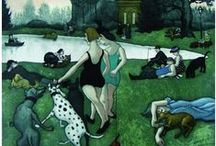 #Artistoftheday / Celebrating the talented artists whose work we sell at www.forartssake.com