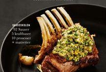 Saus & Kraft. Gjør måltidet til en opplevelse på 1-2-3 / Sauseskolen med Kulinarisk Akademi Oppskrifter, videoer og bilder.  Over 130 oppskrifter på saus og kassiske retter.