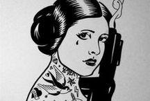 Star Wars / by Nicole Esche