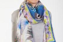 How to tie a Dea Kudibal scarf / How to tie a Dea Kudibal scarf