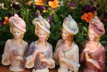 Pincushions/Half Dolls / by Dympna Noonan