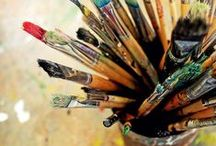 Brushes and Artist Tools