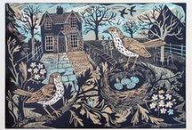 Printmaker | Mark Hearld