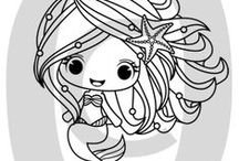 Audrina - Mermaid/ Make a Splash