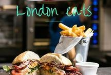 London Eats / Looking to get the instagram worthy food shot to make everyone back home jealous? We've got everything you need to plan your perfect foodie trip around the city!