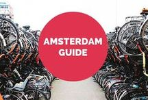 Amsterdam Guide / Our curated list of what to do in Amsterdam, so you can plan your perfect trip to Amsterdam well in advance.