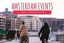 Amsterdam Events / Visiting Amsterdam? Be sure to check out this board to find out everything that's happening in the city before you get here.