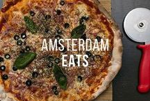 Amsterdam Eats / Looking to get the Instagram worthy food shot to make everyone back home jealous? We've got everything you need to plan your perfect foodie trip around the city!