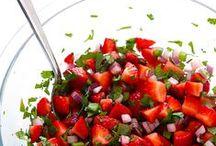 Summer Recipes / summertime eats, summer recipes, summer salads, summer treats, healthy bbq recipes, bbq, healthy summer