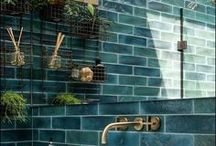 Contemporary Eclectic / Bathroom designs with an eclectic flair