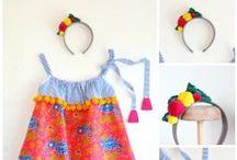 Handmade Kids Clothing / https://www.facebook.com/circulobebe