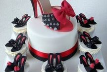 Shoes and Bags Cakes