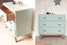 Inspirations Relooking meubles vintage