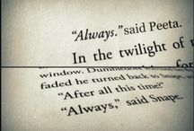 Harry Potter and Hunger Games