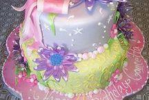 Girls Birthday Cakes