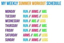 Workouts / Lots of workouts I need to start doing  / by Ashley Michelle