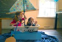 Pretend Play  / Pretend play ideas for kids