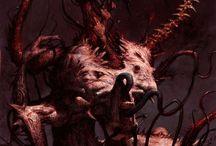 Monsters/Demons/Aliens/Godlike