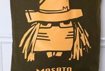 Masato Bags / Very limited edition upcycled bags www.masato.co.uk